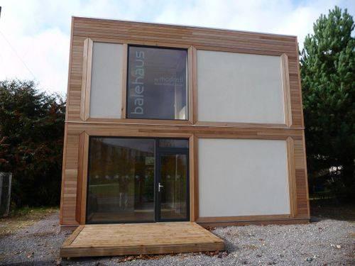 дом из соломы - проект