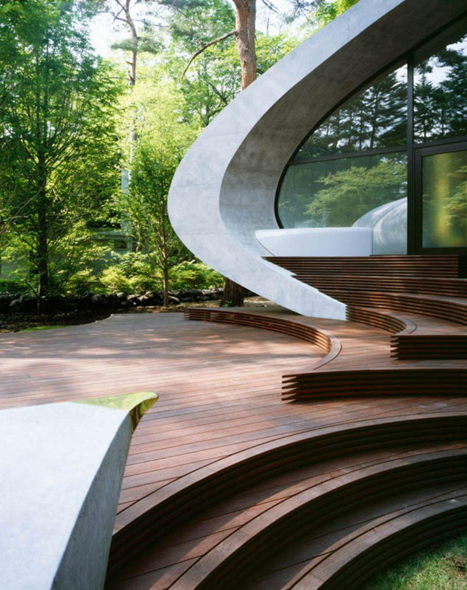 Японский дом проект