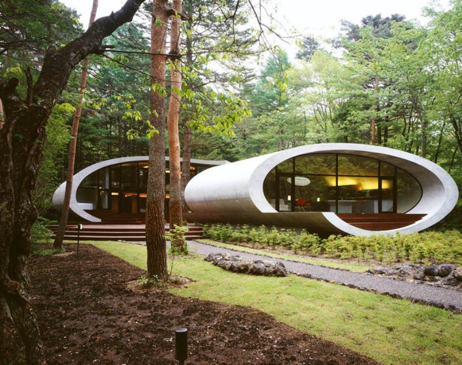 Японский дом