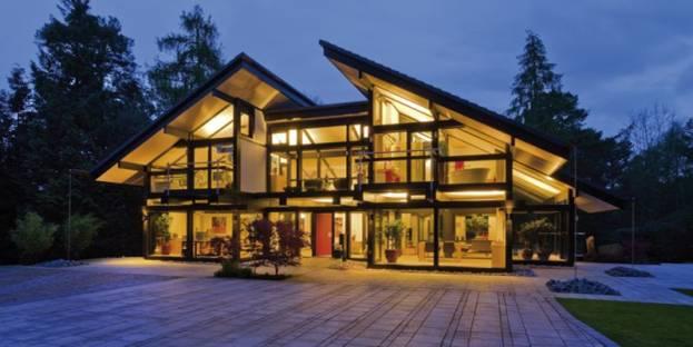 Немецкие сборные дома с доставкой