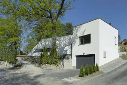 Swedish minimalism: villa uh1 by rb arkitektur