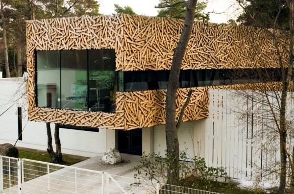 Идеи для фасада дома своими руками