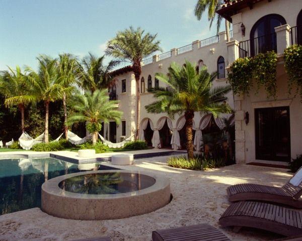 Дом Ленни Кравица в Майами по проекту BNO Design