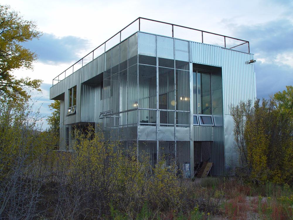 загородный частный дом в Абикуйи по проекту Anderson Anderson Architecture