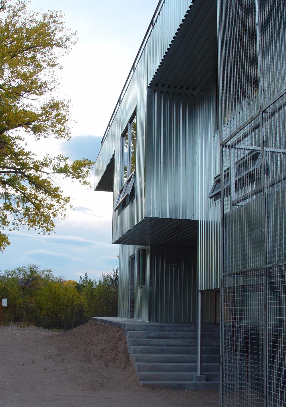 фото частного дома в Абикуйи по проекту Anderson Anderson Architecture