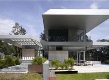 дом с панорамным видом