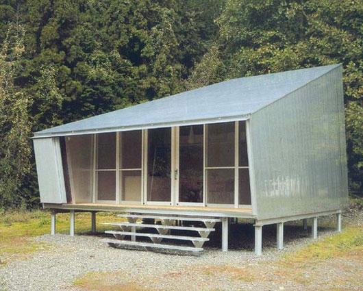 дома из алюминия фото 2