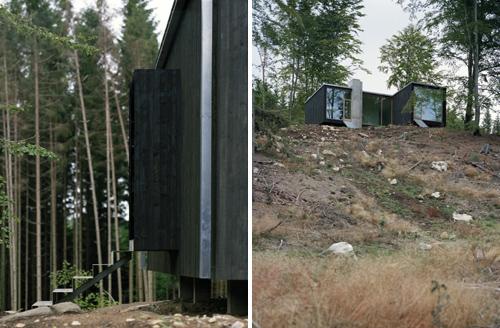 Дом на опушке по проекту Petra Gipp Arkitektur фото 2