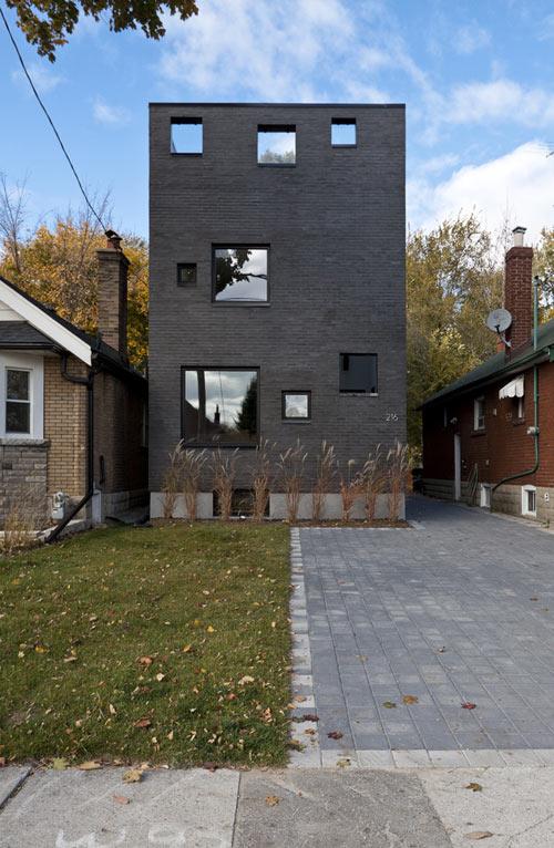 Угольный дом фото 1