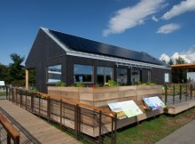 Дом с солнечными батареями - фото (7)