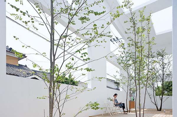 Инновационная японская архитектура фото 7