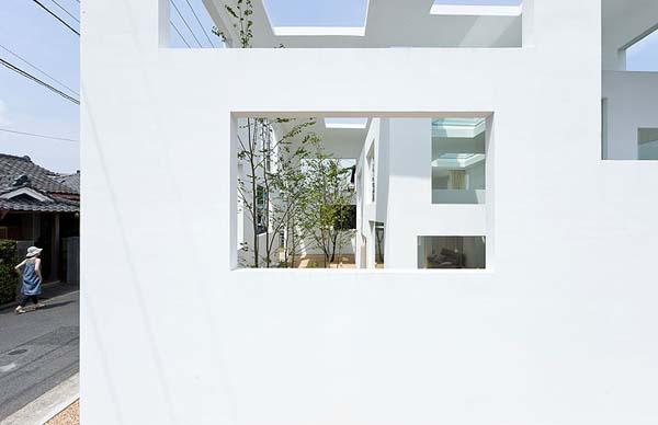 Инновационная японская архитектура фото 6