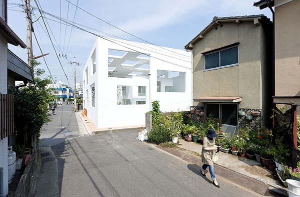 Инновационная японская архитектура фото 5