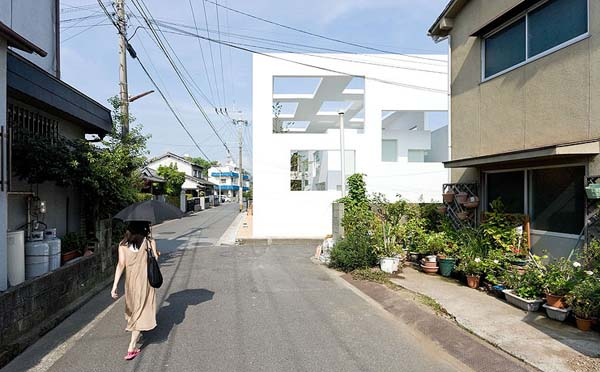 Инновационная японская архитектура фото 3