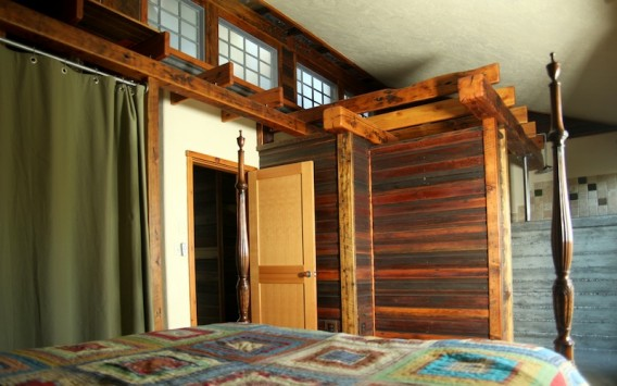 Красивый дом из утильсырья в Валла-Валла фото 4