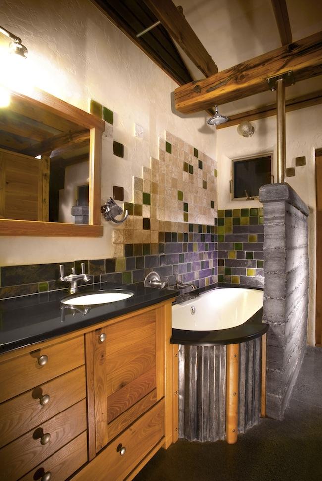 Красивый дом из утильсырья в Валла-Валла фото 3