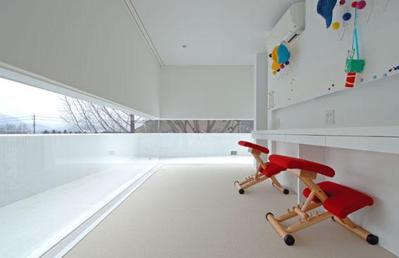 Многоуровневый дом в японском стиле фото 2