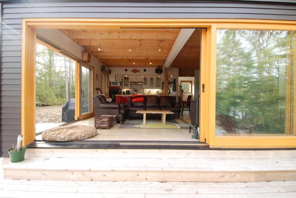 фото дома в деревенском стиле от компании  Altius Architecture