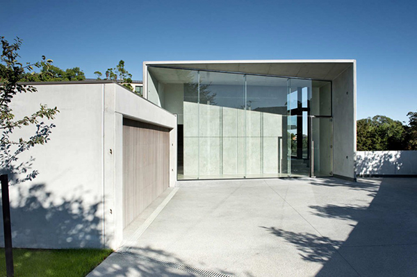 сборный дом с бетонными стенами фото 1