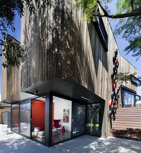 частный жилой дом  в Австралии от Judd Lysenko