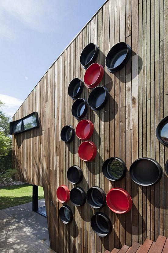 загородный жилой дом  в Австралии от Judd Lysenko