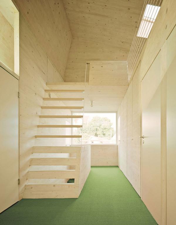 проект дома с нулевым потреблением энергии
