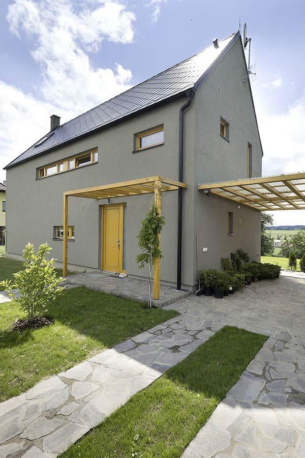 Простота дизайна: Деревенская архитектура, Чехия  фото 3