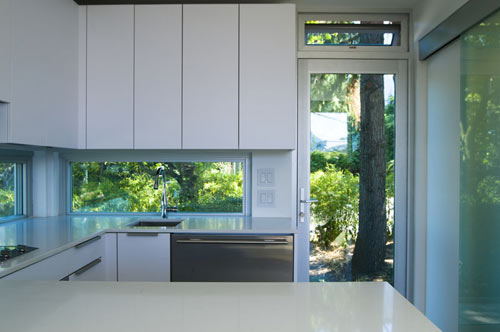 маленький дачный домик - кухня