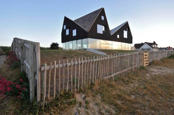 Прозрачный дом в Англии фото 1
