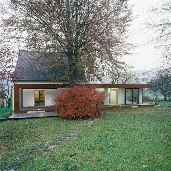 Реконструкция частного дома фото 2