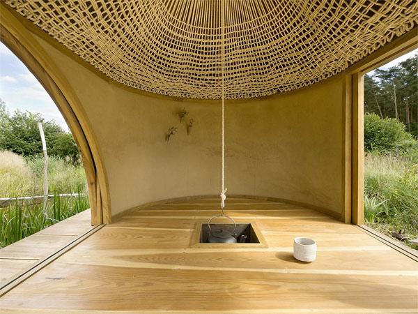 Экзотический чайный домик фото 4