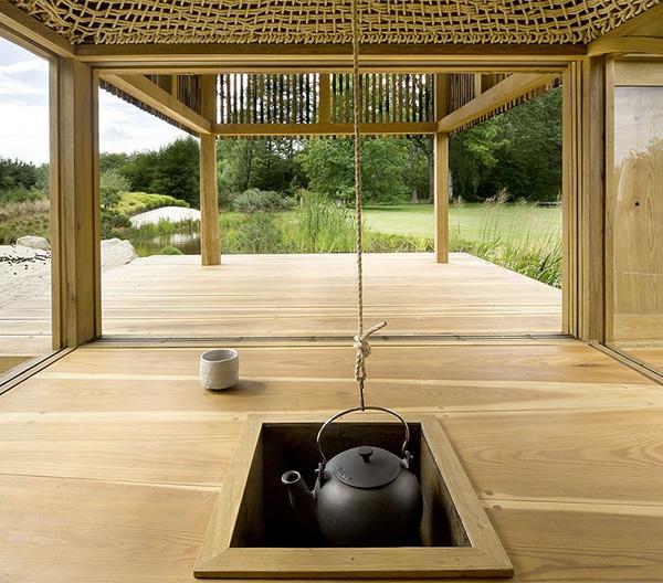 Экзотический чайный домик фото 8