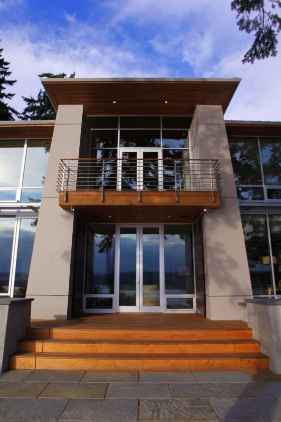 частный двухэтажный дом фото 1