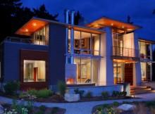 Двухэтажный дом для пары пенсионеров (28)