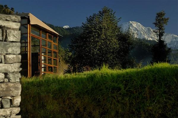 фото горного дома