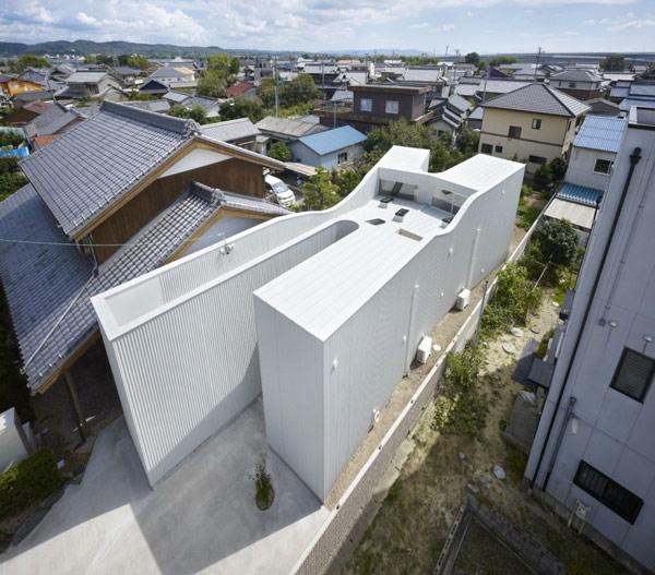 инновационный японский дом фото 6