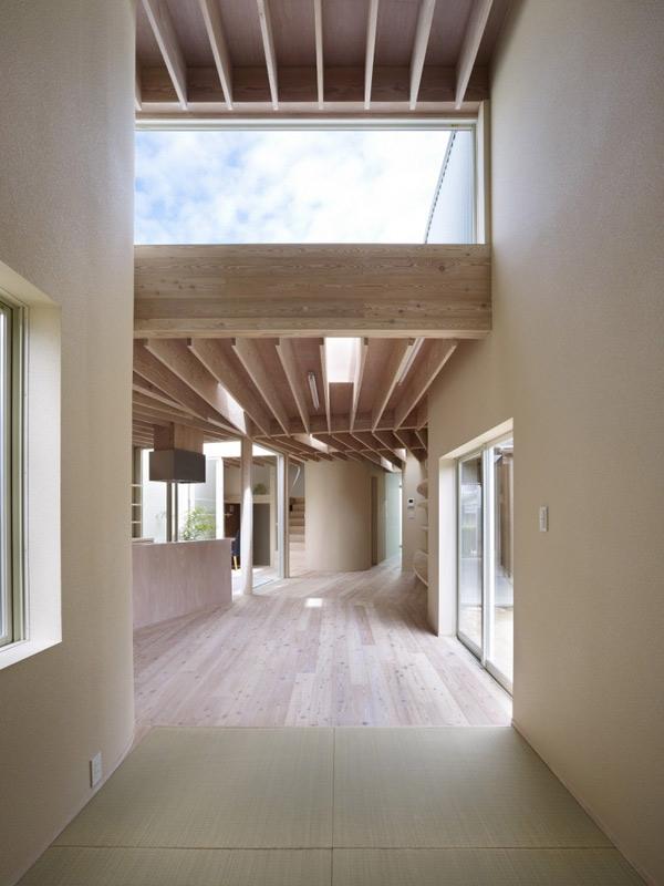 X-фактор - инновационный японский дом фото 4