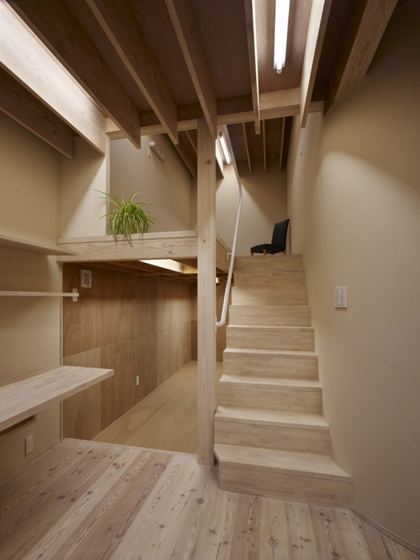 X-фактор - инновационный японский дом фото 3