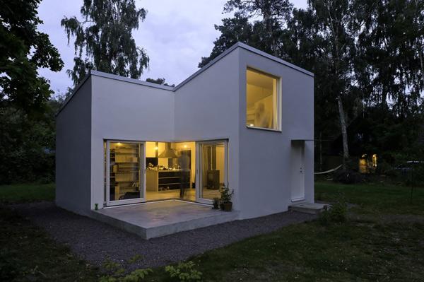 миниатюрный домик фото 5