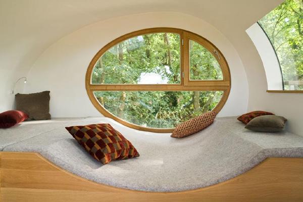 деревянный дом на дереве-2