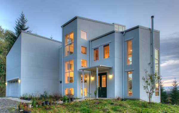 Энергоэффективный загородный дом Thomas Eco-House фото 1