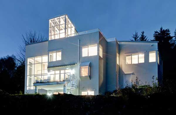 проект энергоэффективного дома Thomas Eco-House