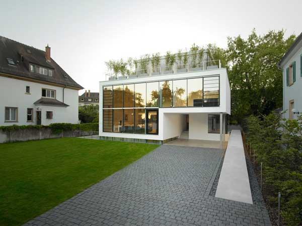 загородный четырехэтажный дом фото 2