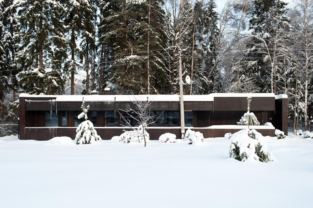 Загородный дом Сергея Наседкина фото 1
