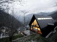 Дом в Пиренеях: Реконструкция (18)