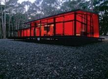 Дом в багровых тонах (3)