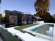 Дом в стиле хай-тек A-cero (6)
