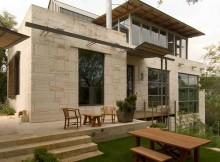 Каменный загородный дом (12)