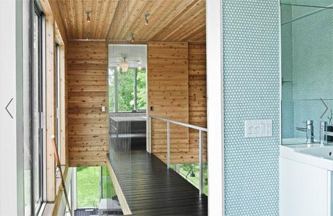 Компактный дом  в современном стиле - проект фото 9