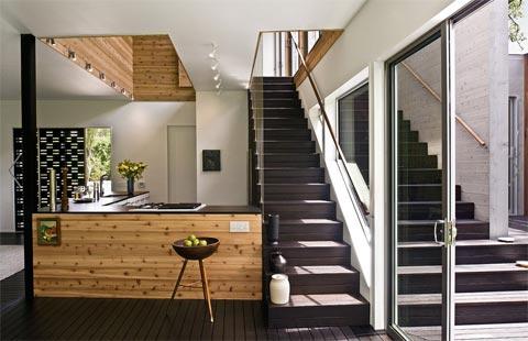 Компактный дом  в современном стиле - проект фото 6